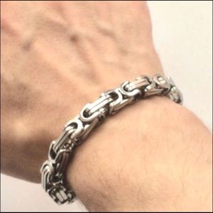 Other - It's Back! Stainless Steel Bracelet for Men